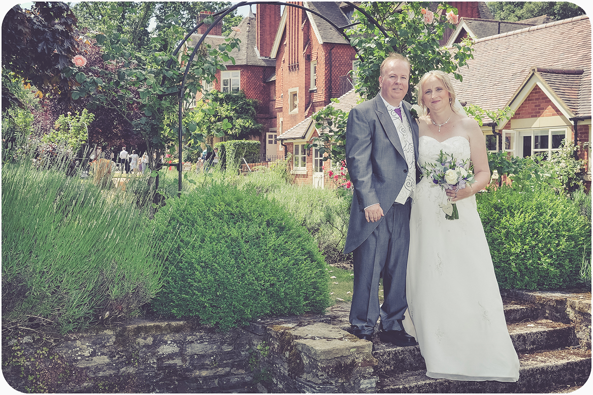 All Saints Wokingham wedding photographer