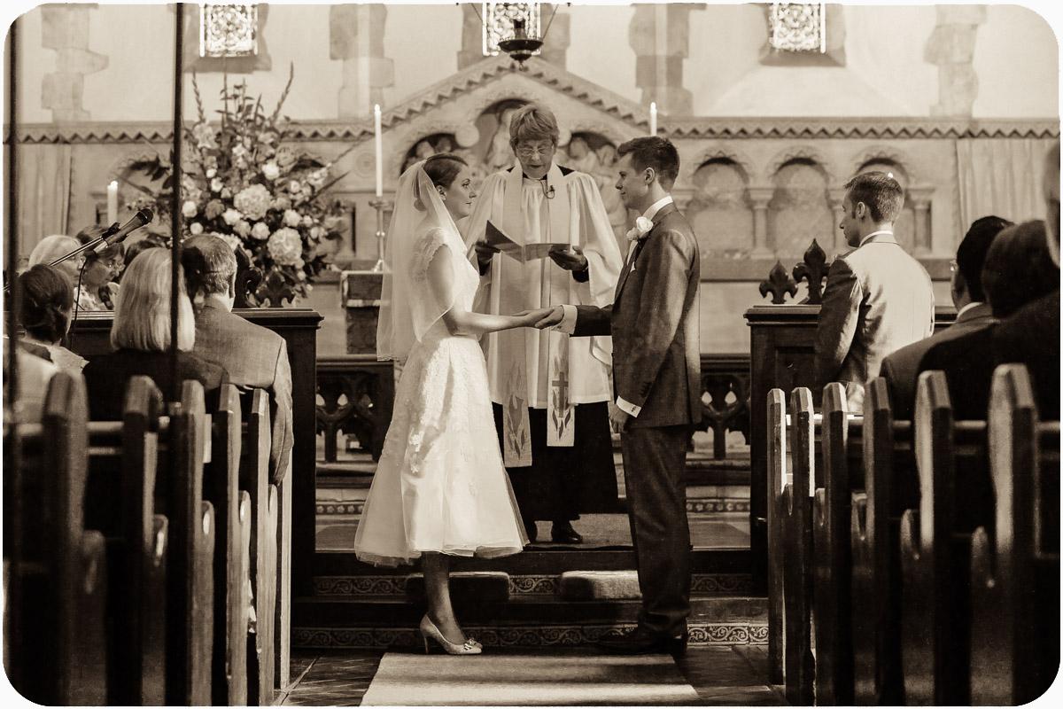 All Saints Swallowfield wedding photographer
