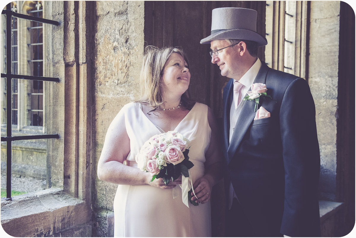 Christ Church Cathedral Oxford wedding photographer