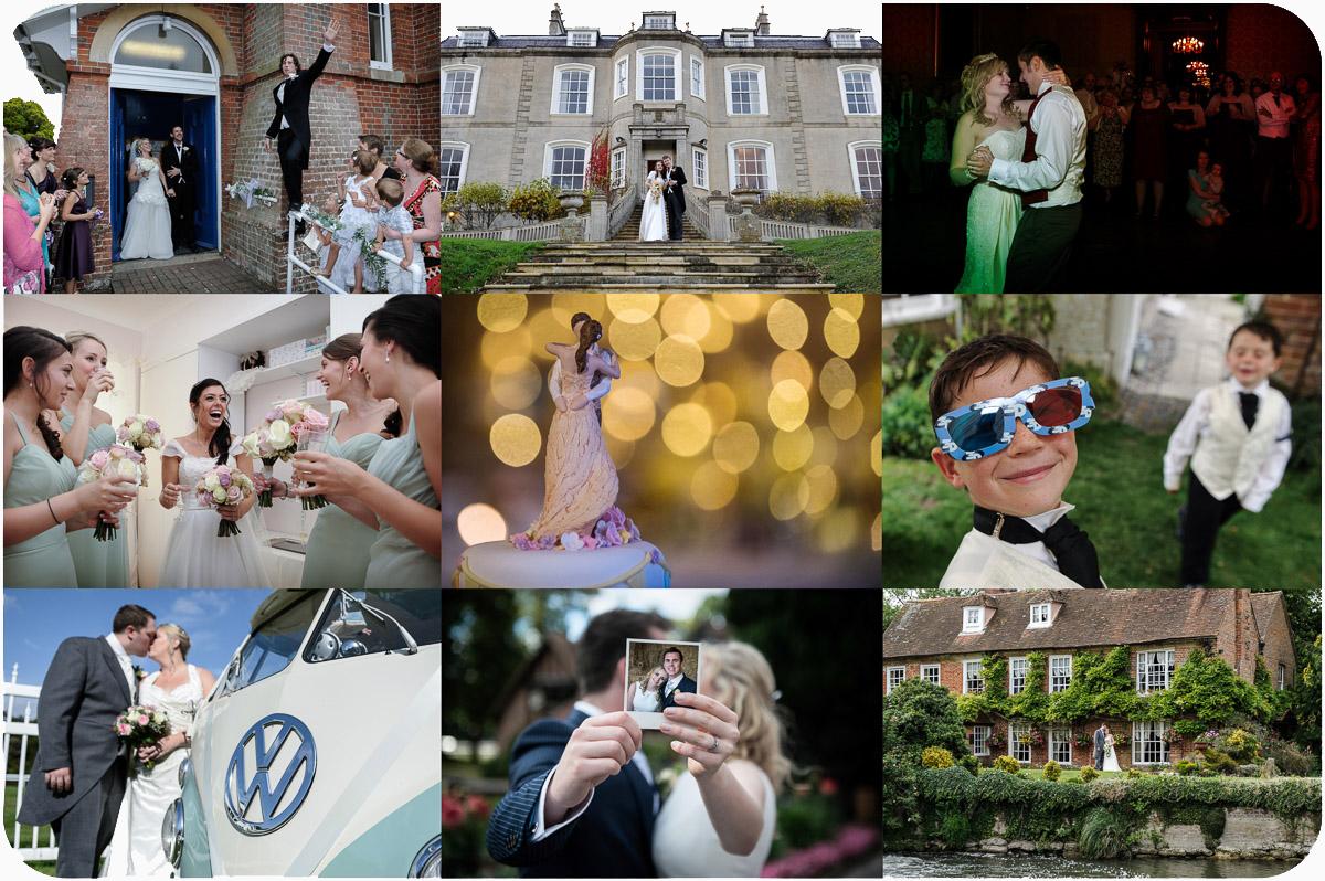 Milford Hall wedding photographer