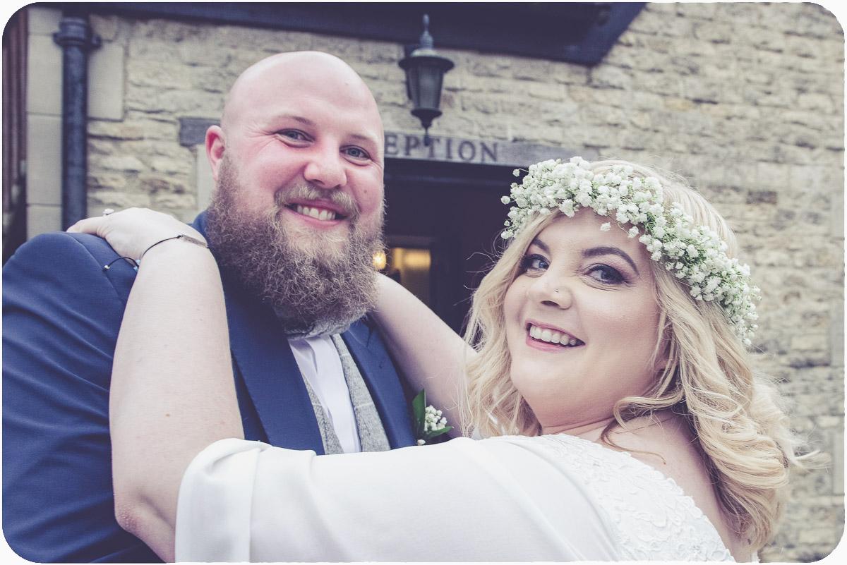 The Angel Hotel wedding photographer