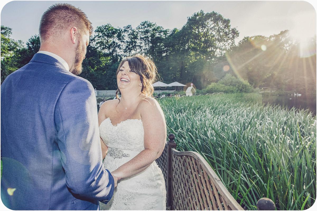 Frensham Pond wedding photographer