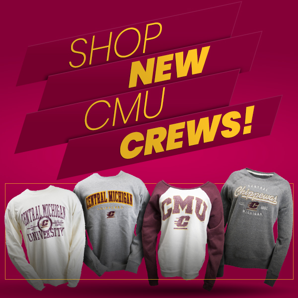 Central Michigan Online Store Mailer