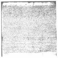 The will of Isabel Pearson of Mockerkin, written 1645