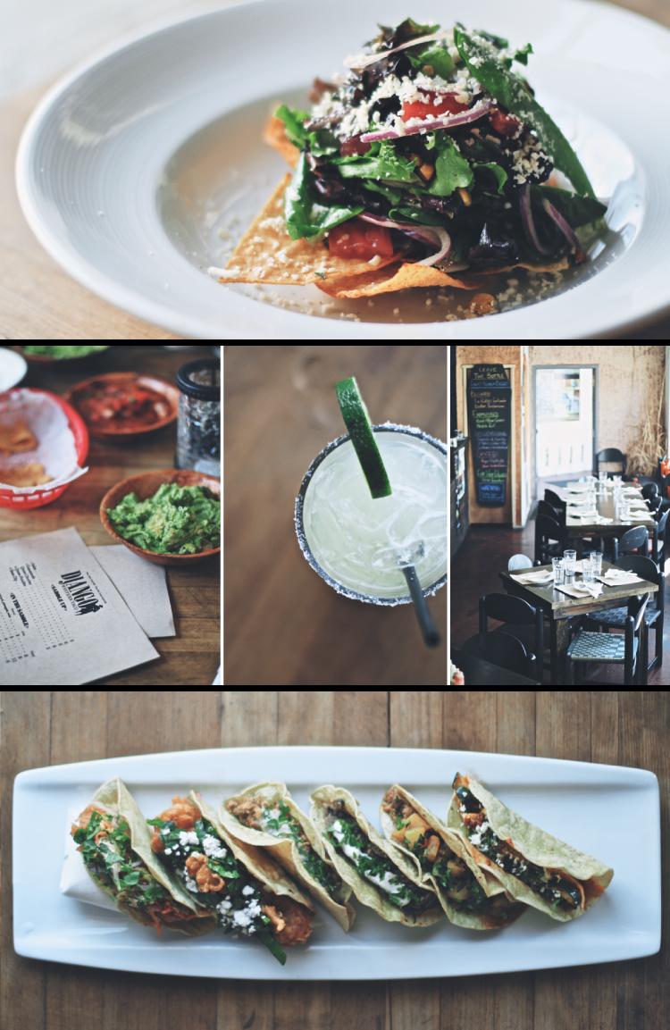 Django Western Taco Food Photography