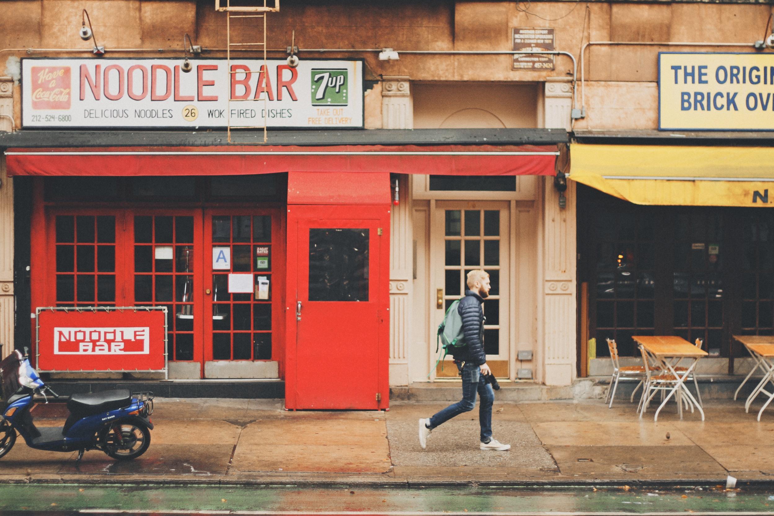 Noodle Bar / West Village