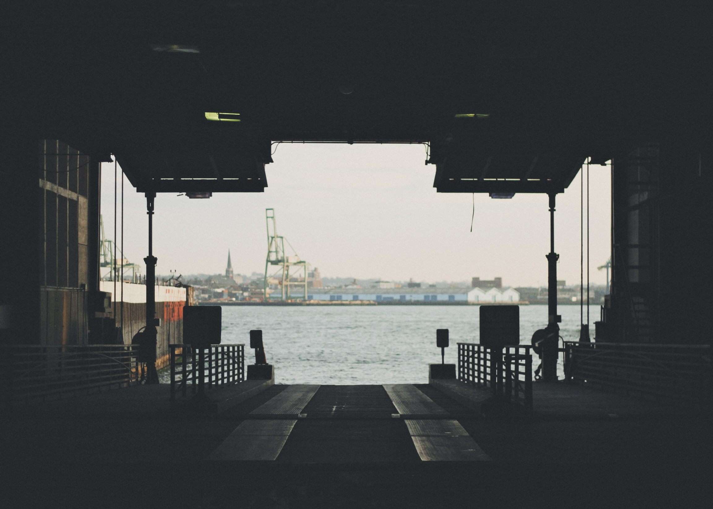Governors Island Ferry Terminal