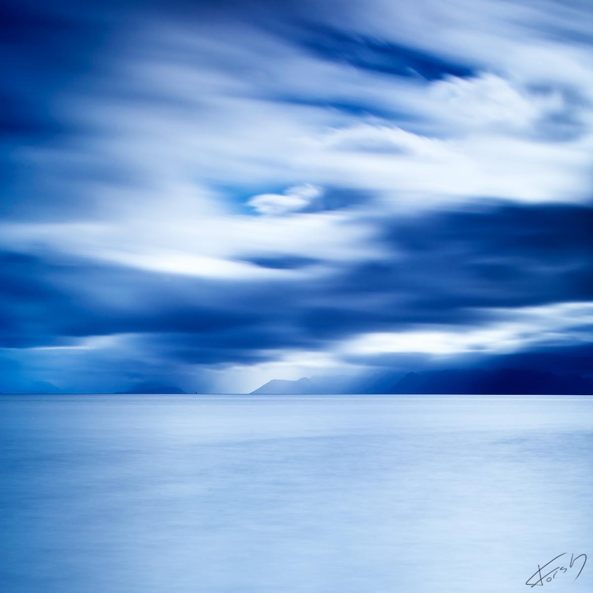 Blå Andfjord
