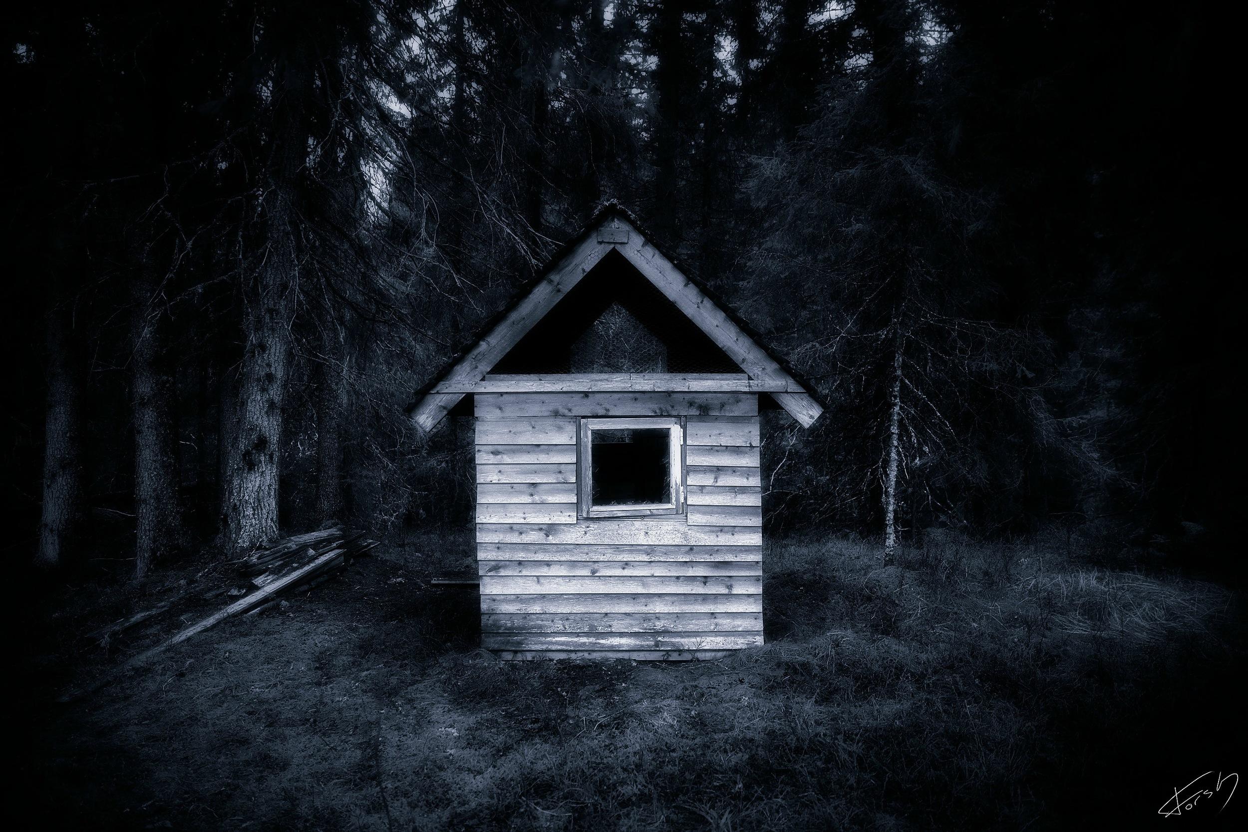 Austere Living / Childhood memories