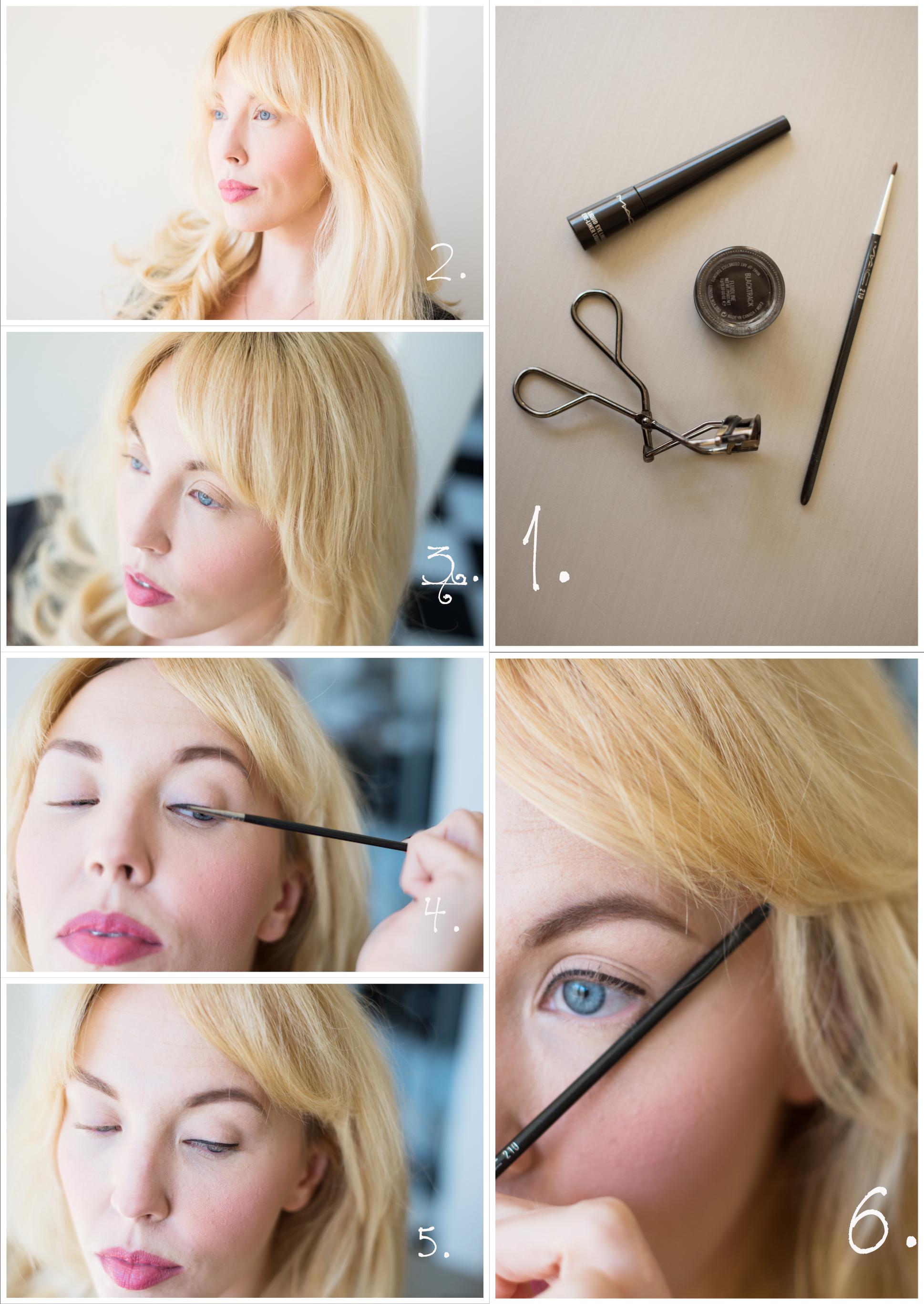 makeup tutorial cat eye