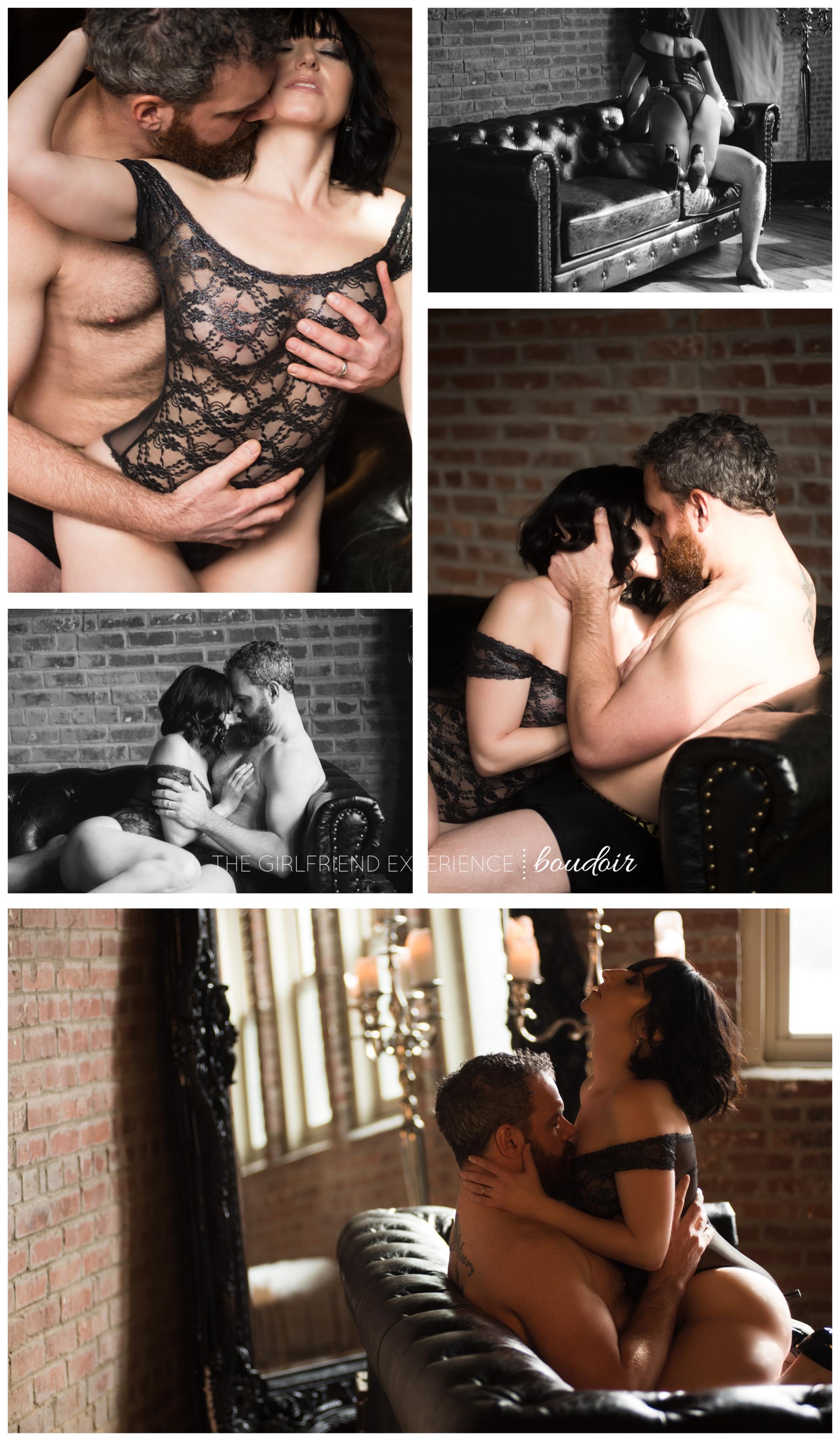 Boudoir Photography Couples