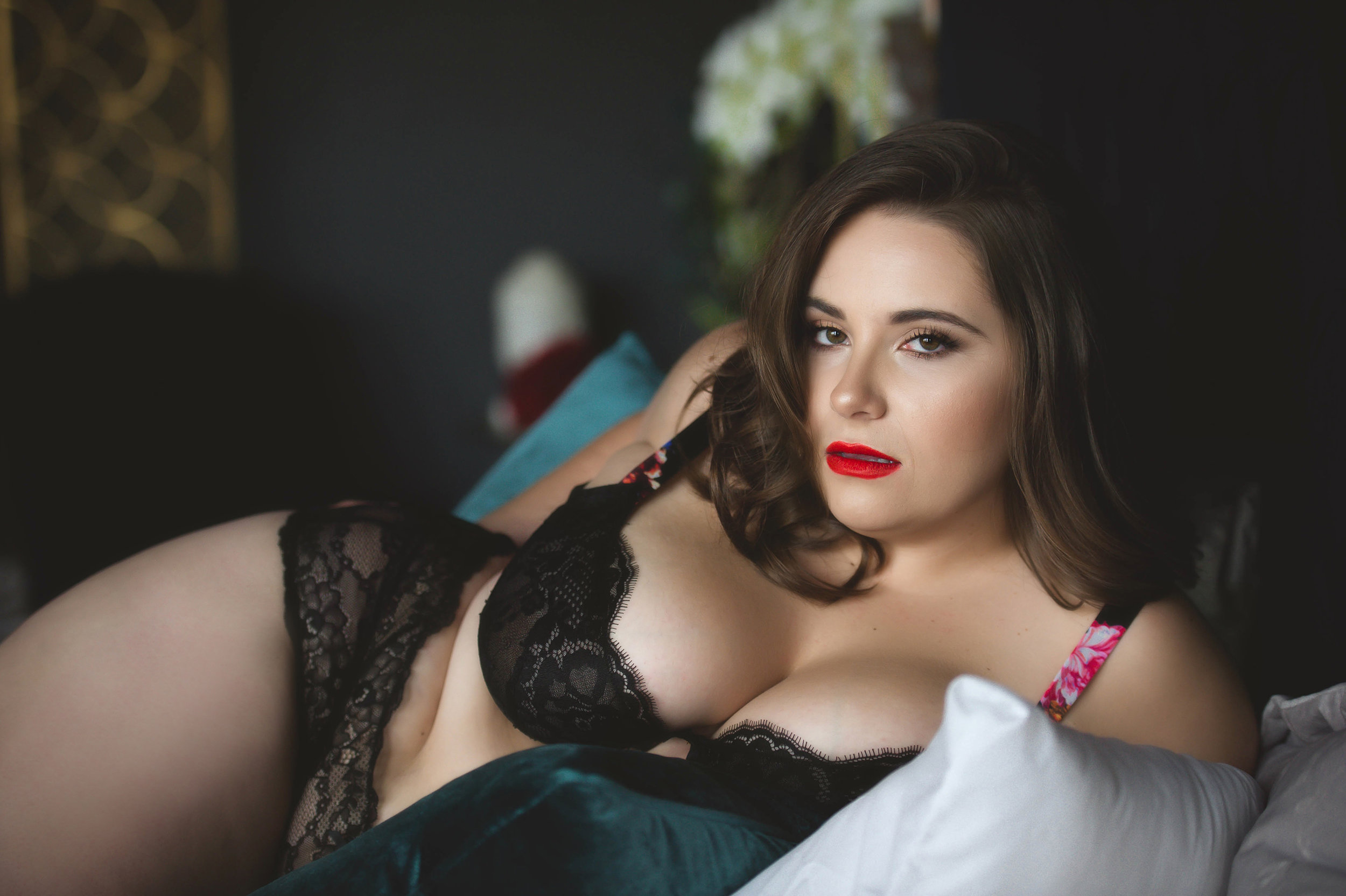 boudoir photography Pittsburgh