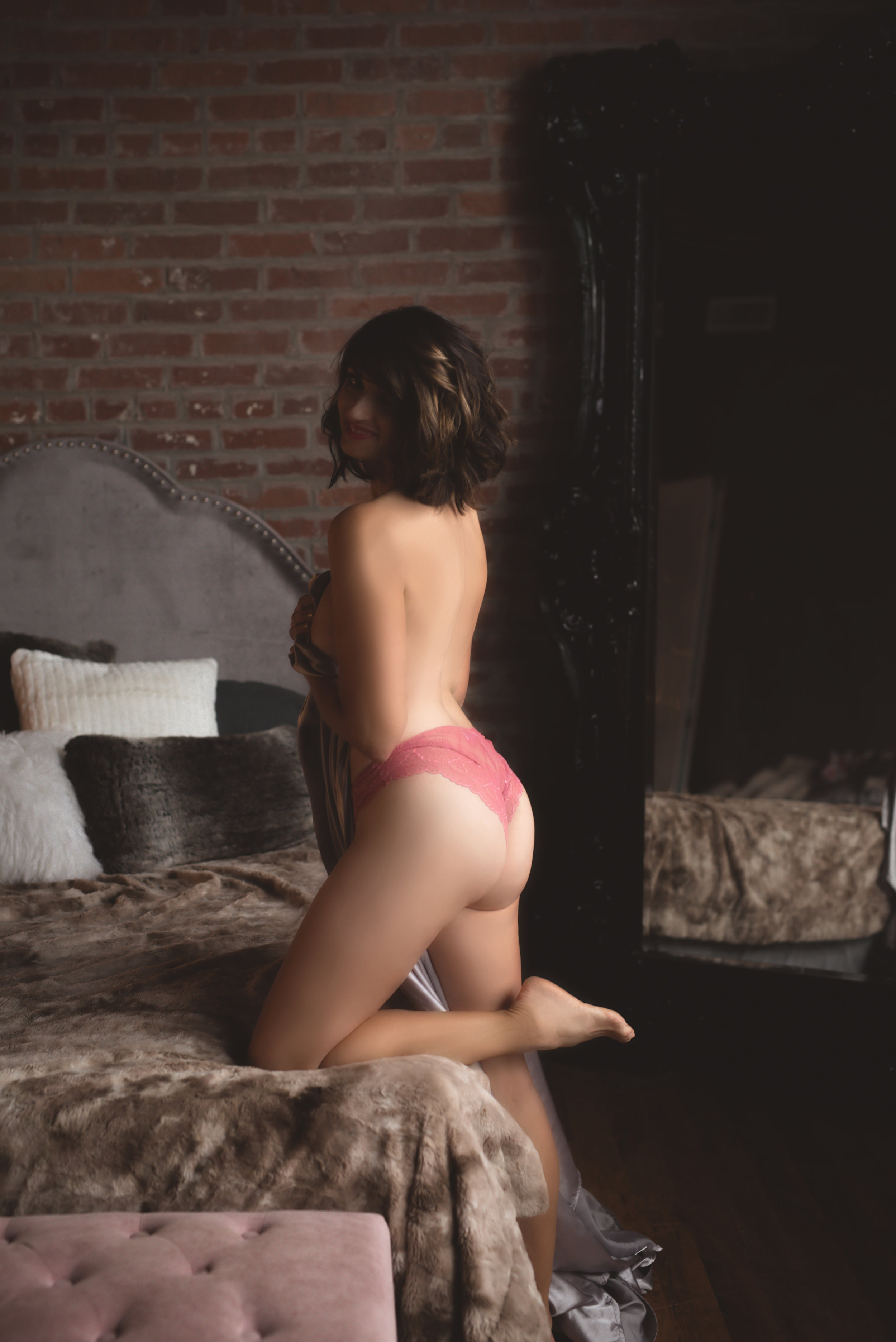 the girlfriend experience boudoir