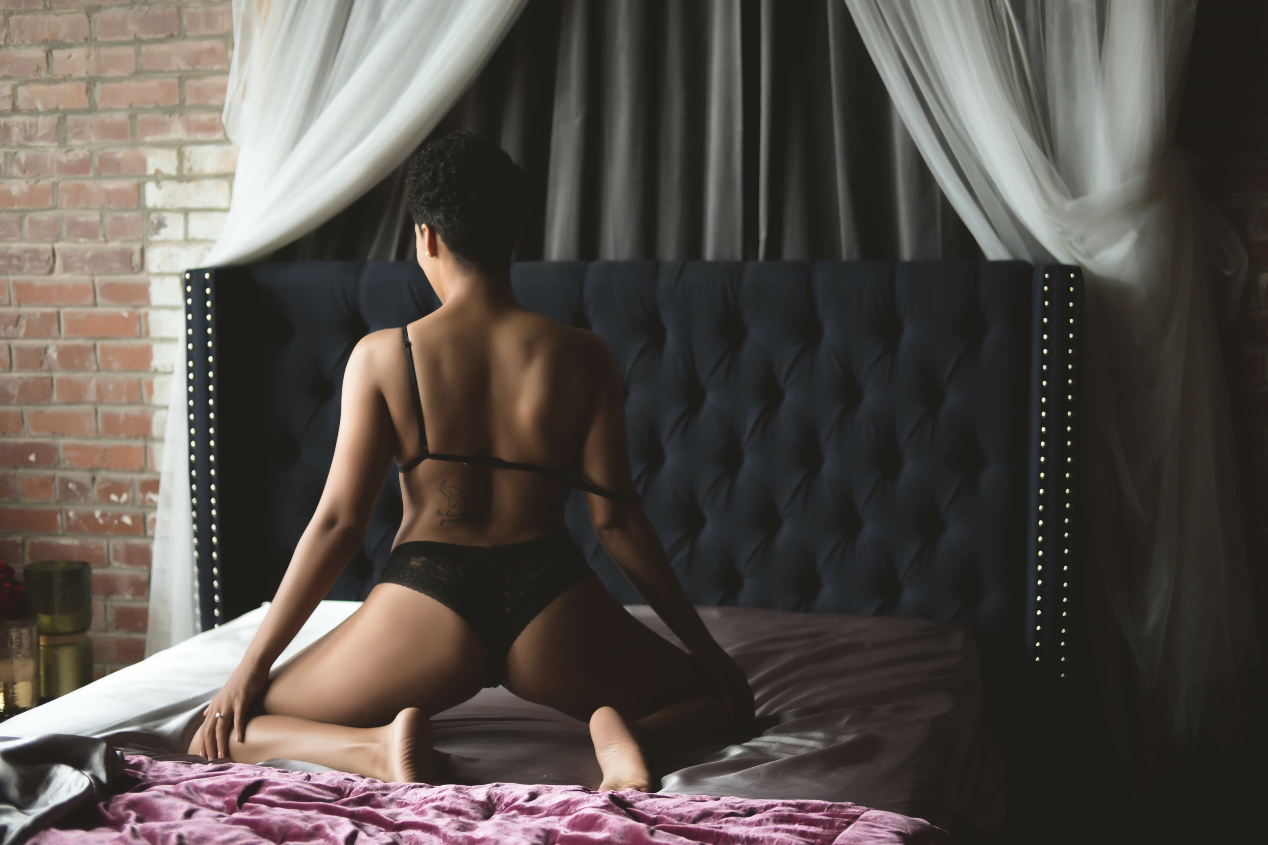 Boudoir Pittsburgh Photography