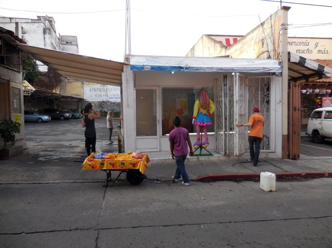 _____VON_____ residency project. Cuernavaca, Mexico, July 2014