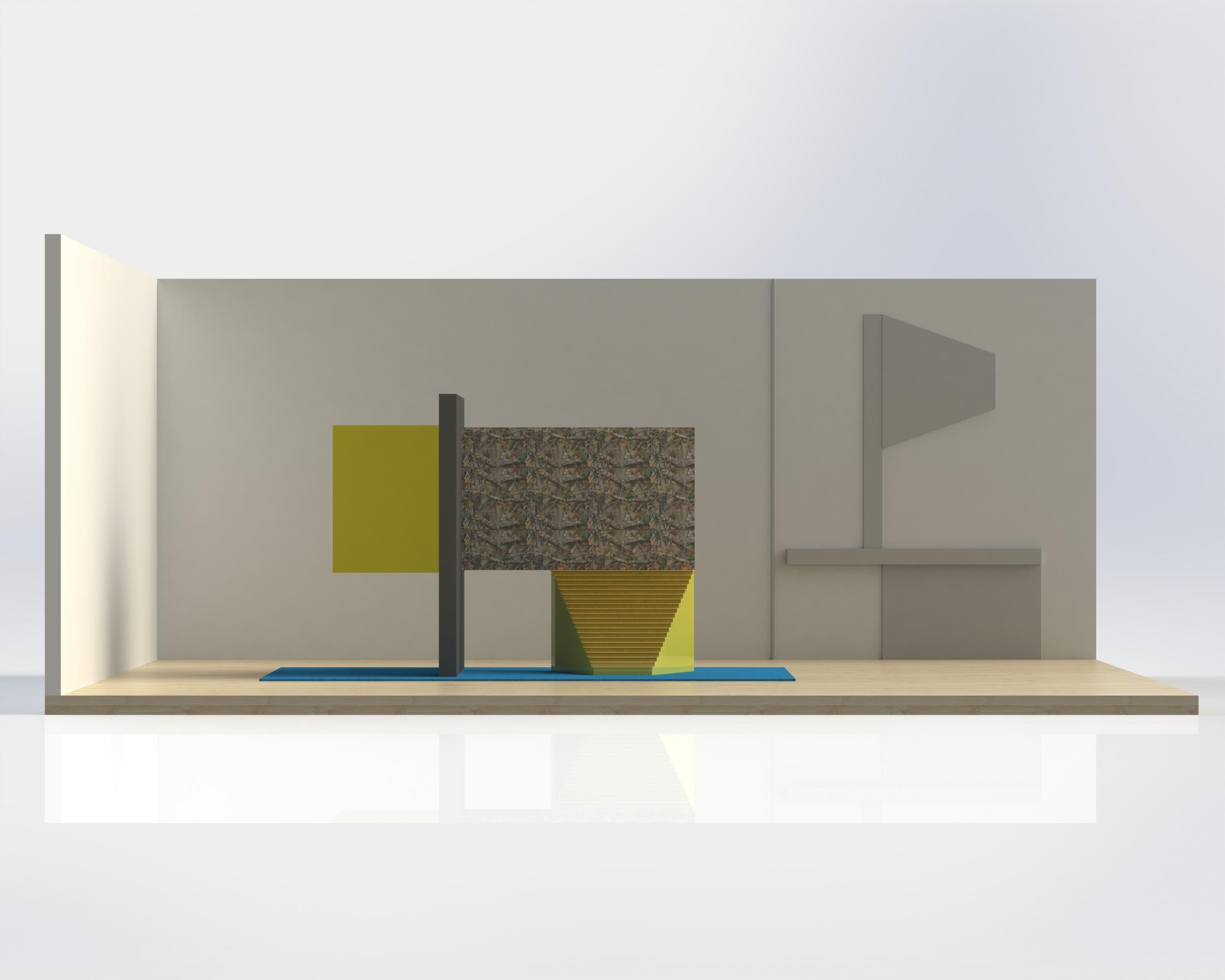 Realtree Realtor ,  No2, virtual Sculpture, 2018