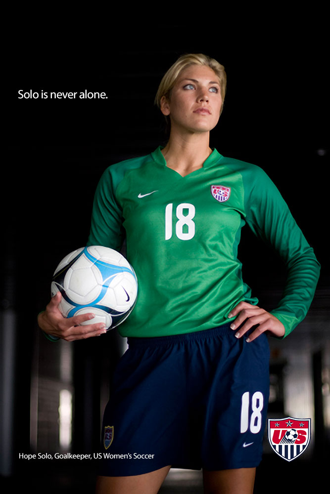 Who doesn't want to see a big picture of Hope Solo?