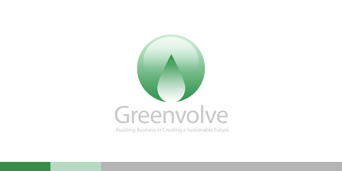 Greenvolve needed an identity for its efforts to help businesses become more green.