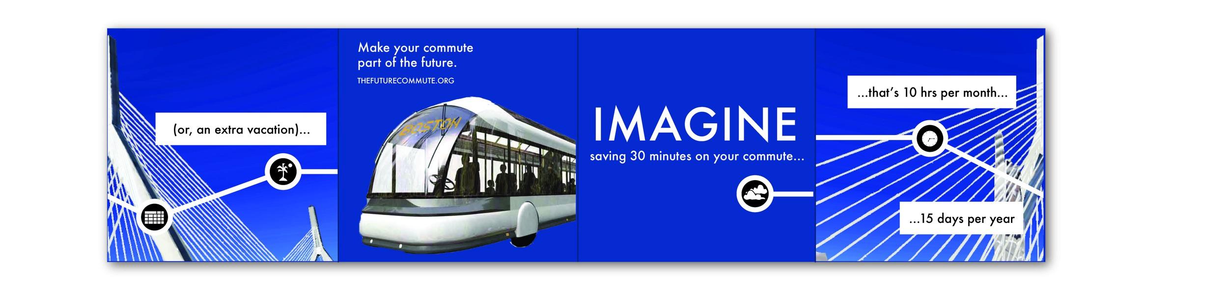 Boston BRT Campaign Flyer