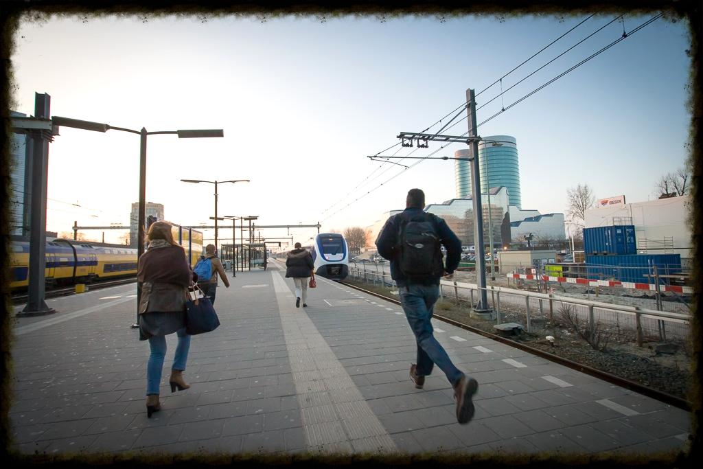 Utrecht CS 08.45 am