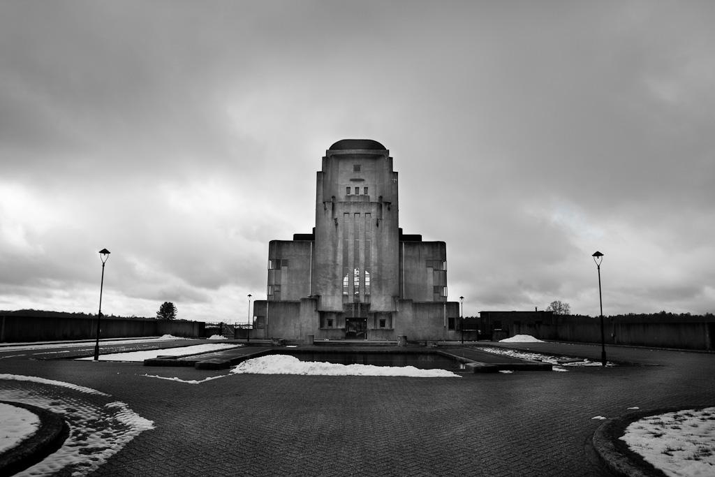 Radio Kootwijk Building