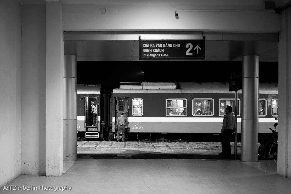 Sapa Railway Station
