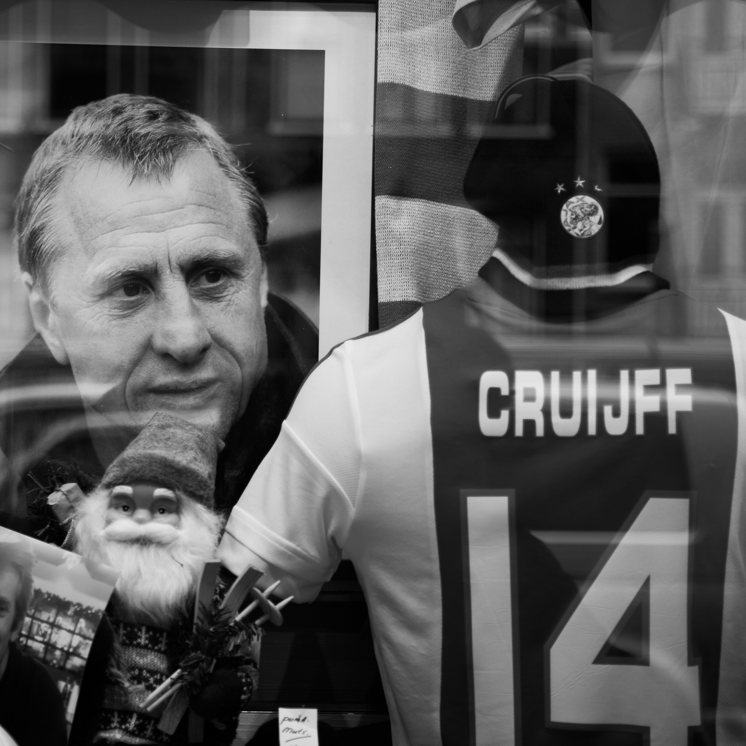 Remember Johan Cruijff