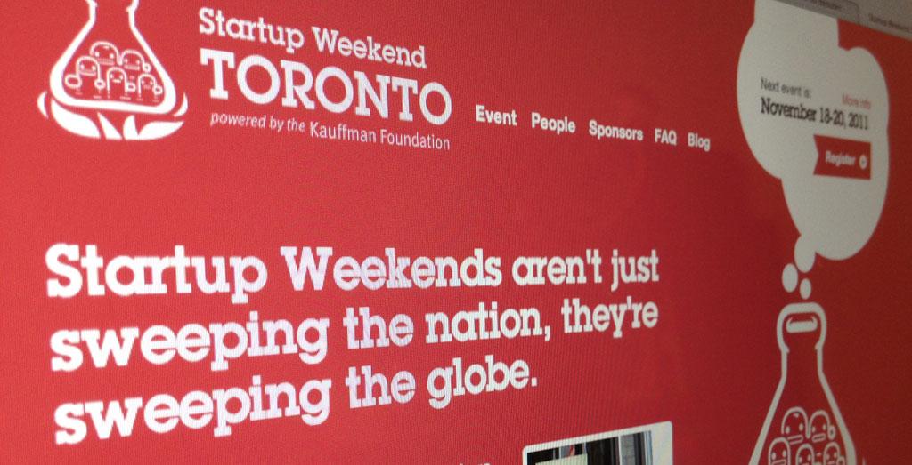 Startup Weekend Toronto