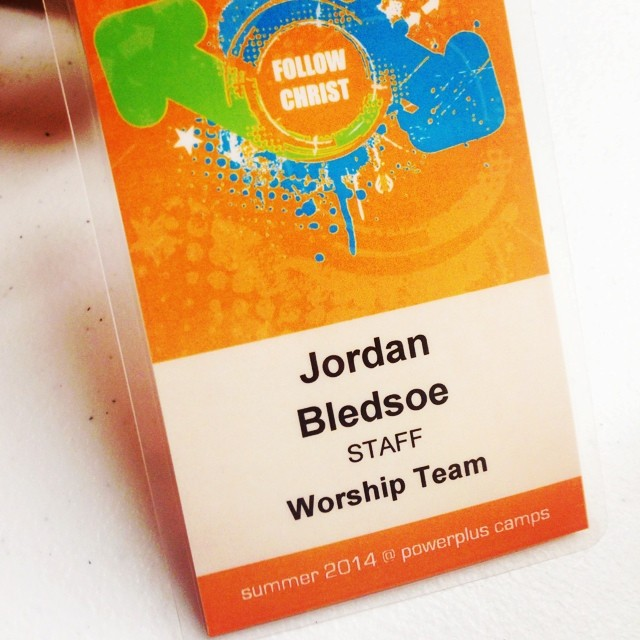 I'm totally stealing @jordan_bledsoe 's identity this week.