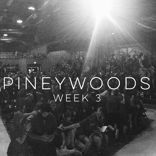 Had a great time this week with the folks of Pineywoods. Hope we get to sing with you all again soon!