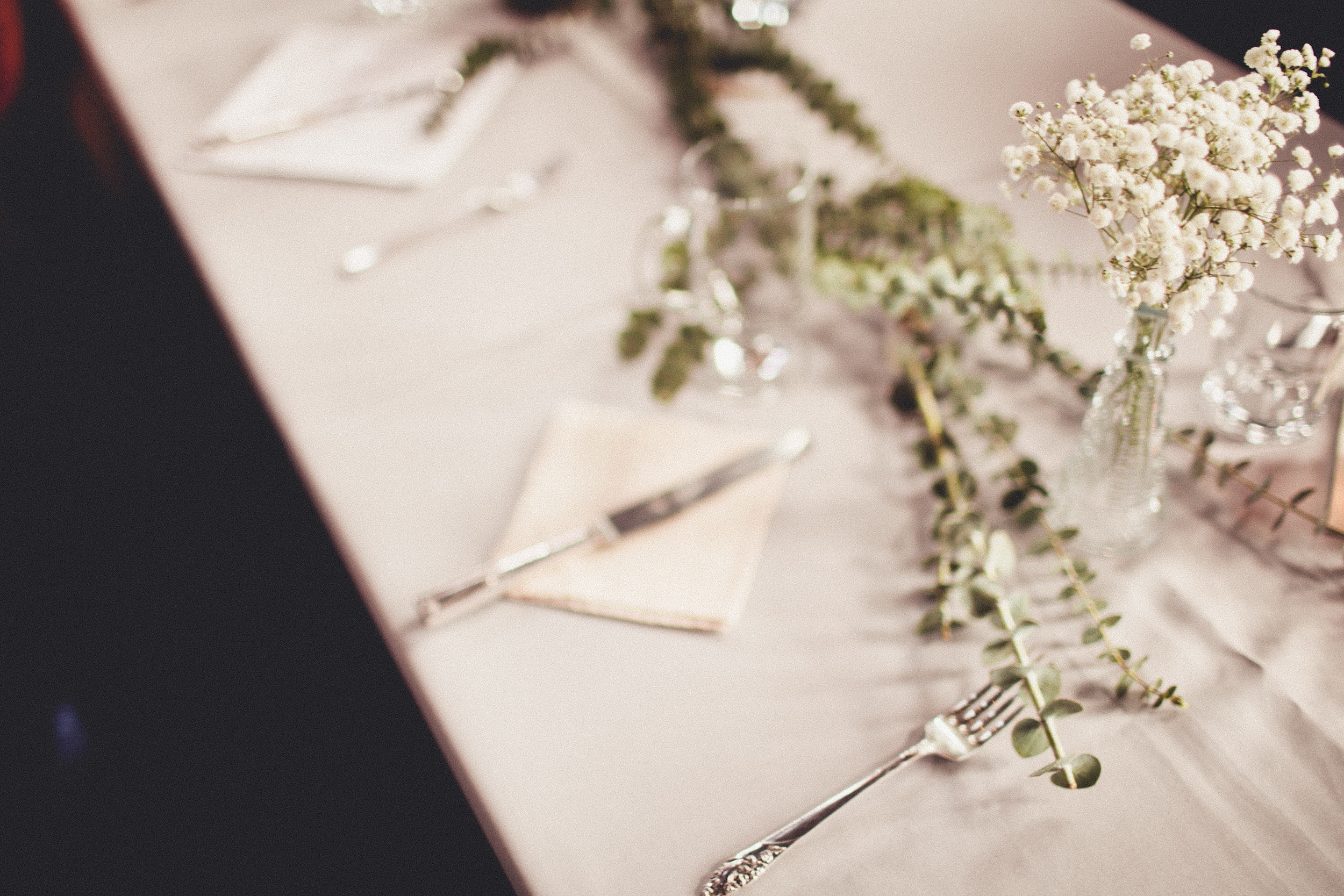 Photo Credit: Andria Lindquist Cutlery:  Vintage Ambiance