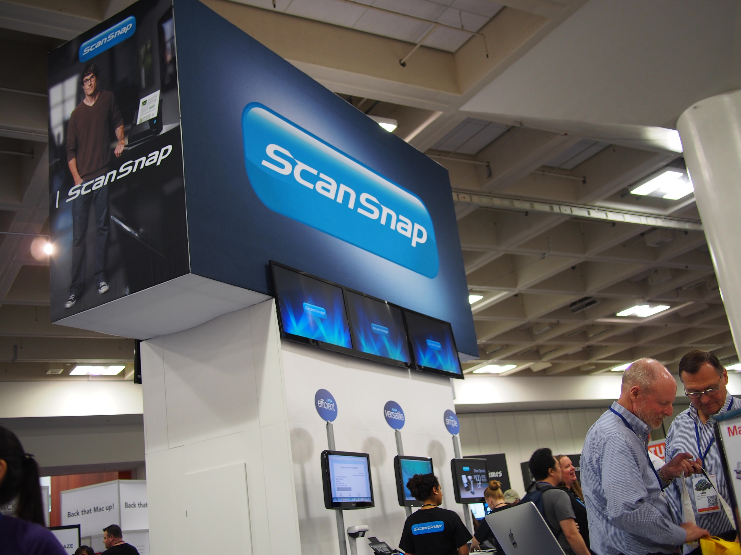 ScanSnap Booth