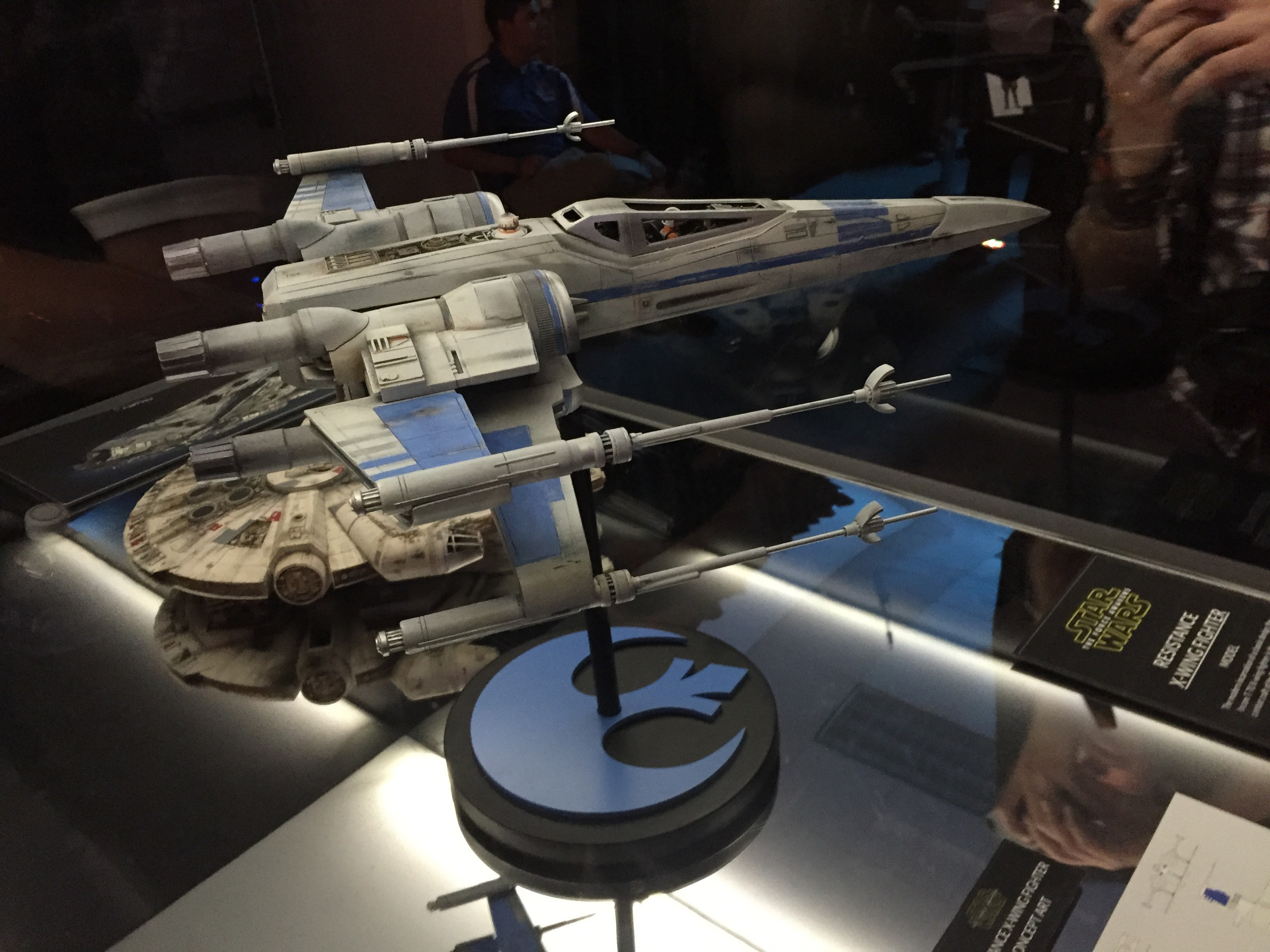 The New X-wing