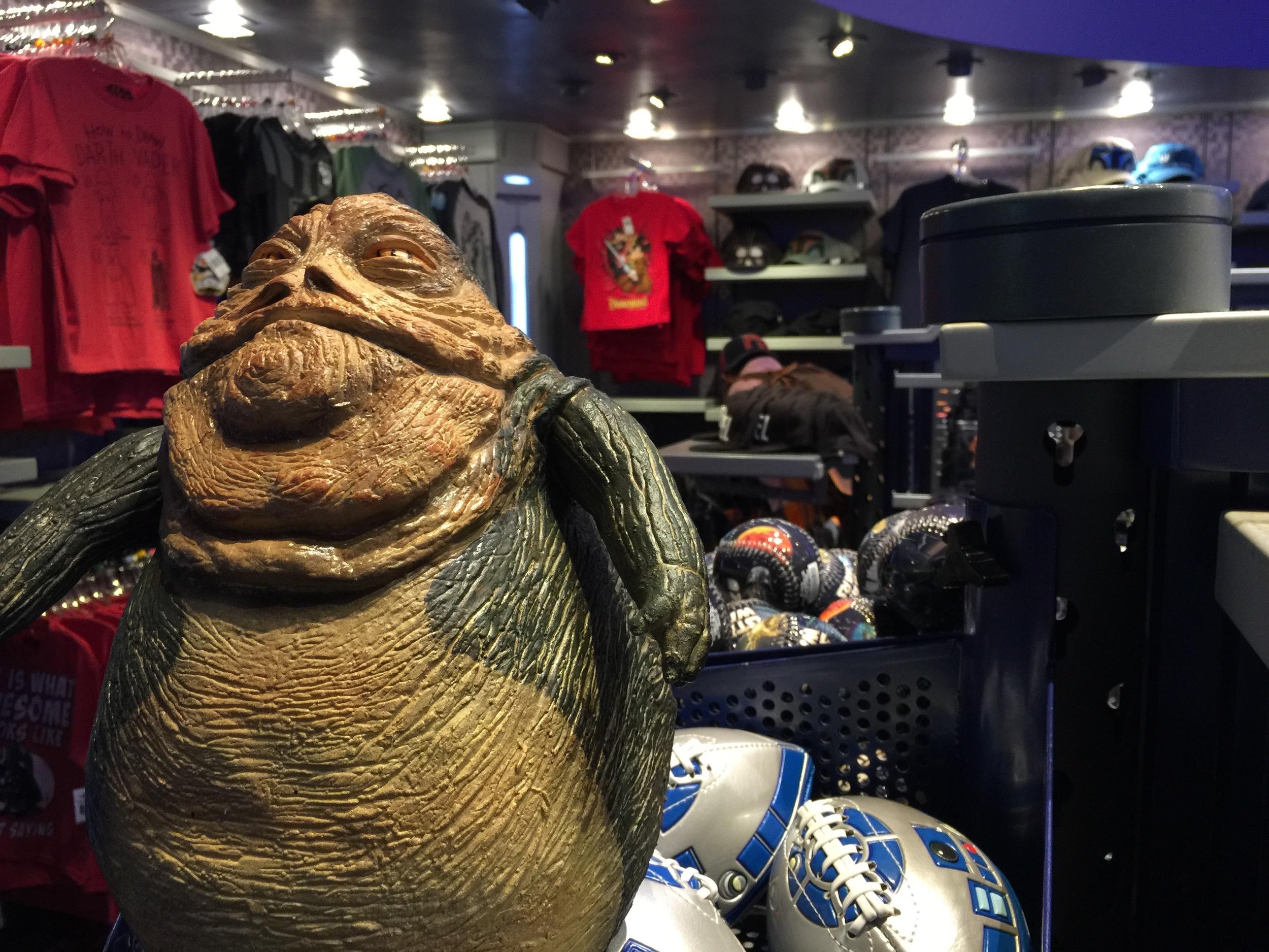 6s Plus Jabba Indoors