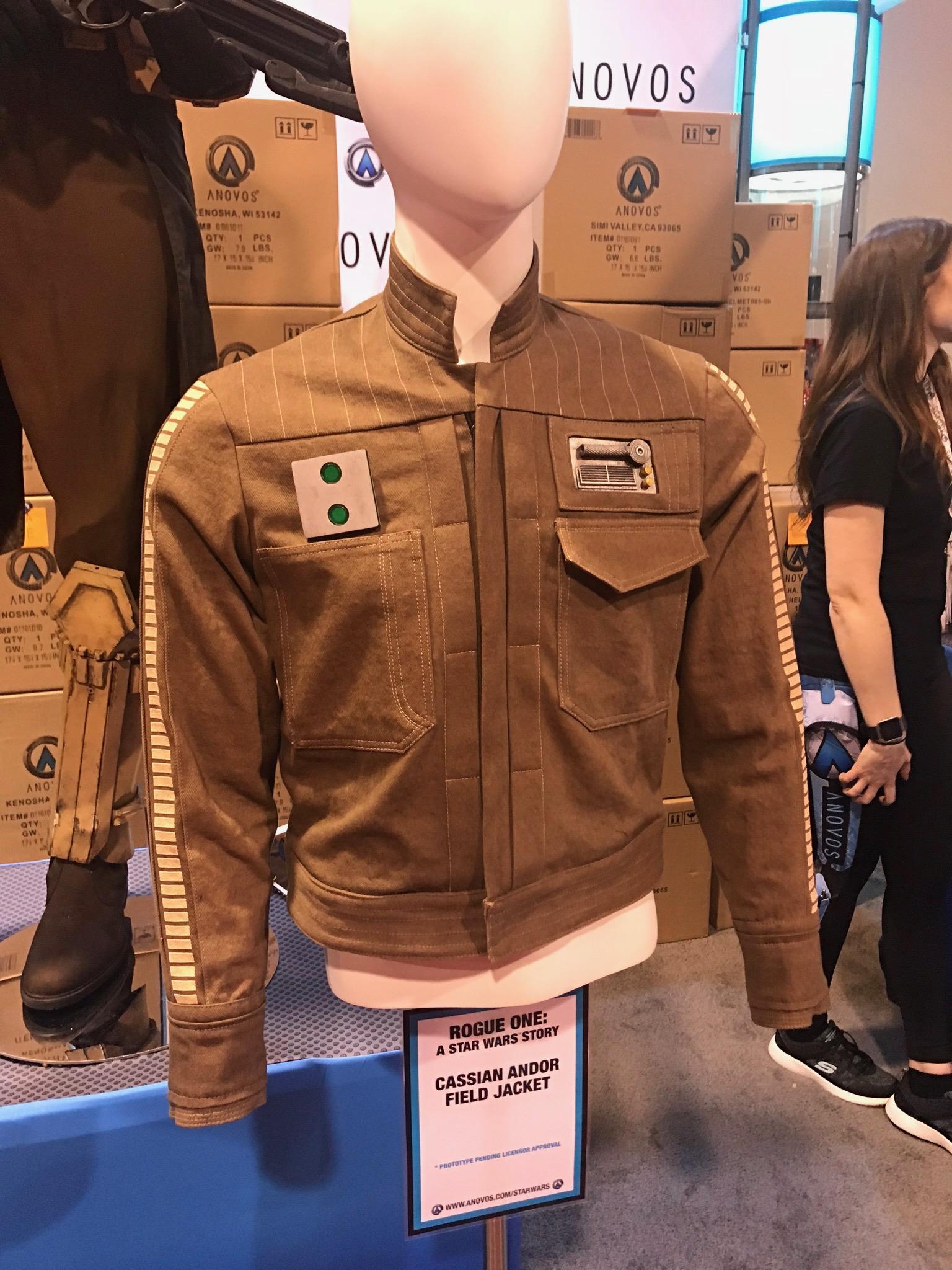 Cassian's Jacket