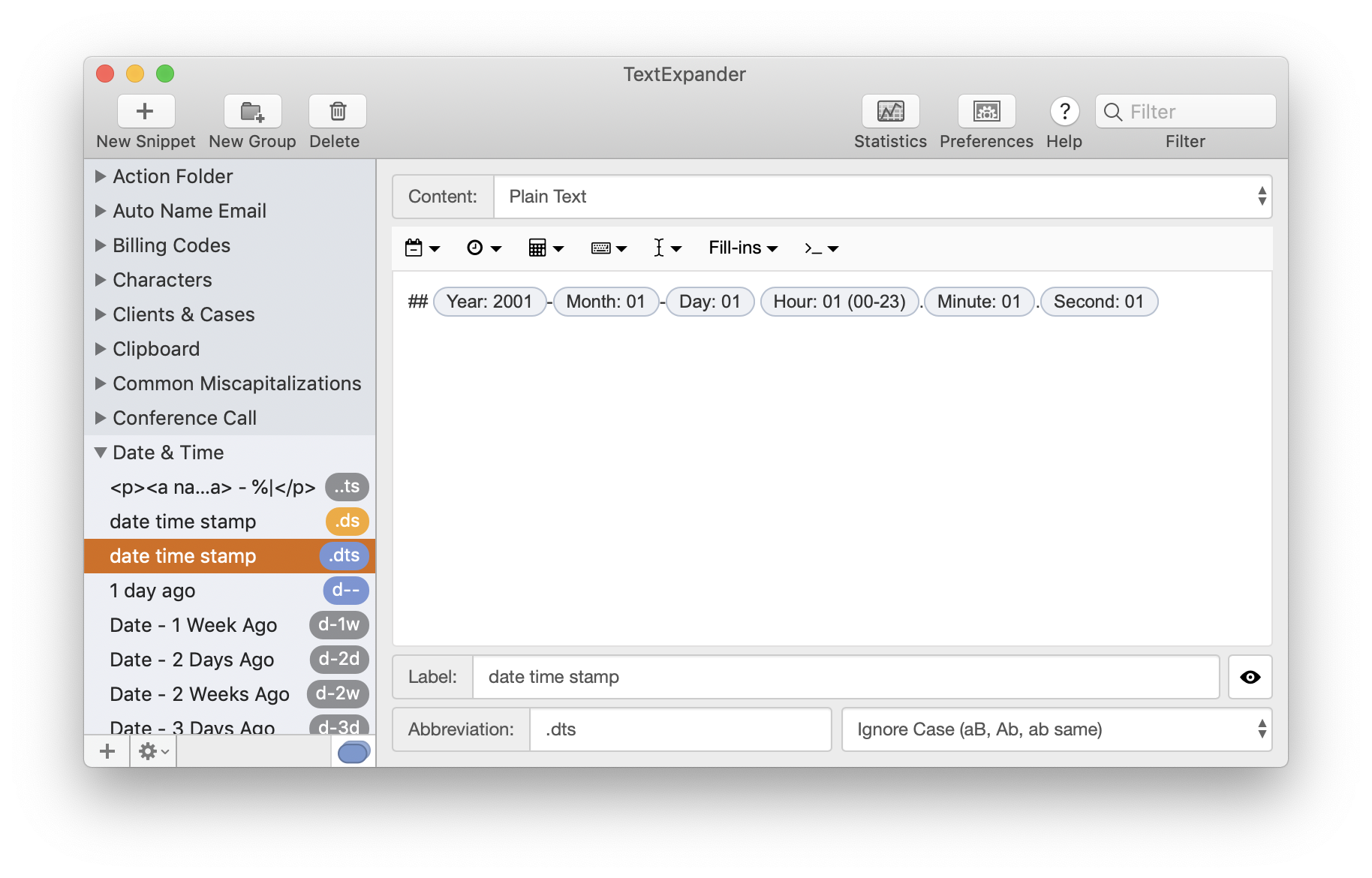 TextExpander DTS Snippet.png