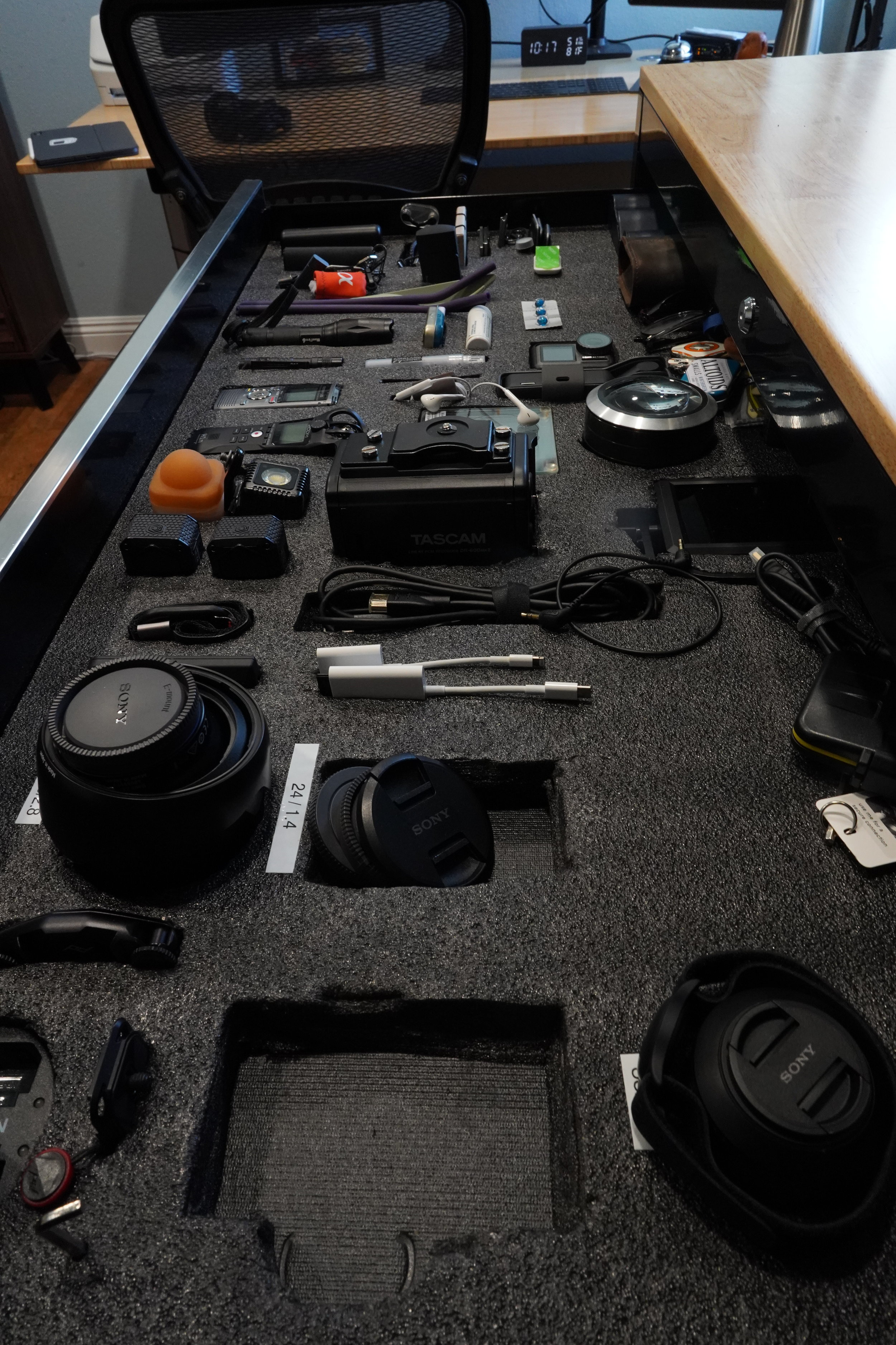 Camera and Travel Gear
