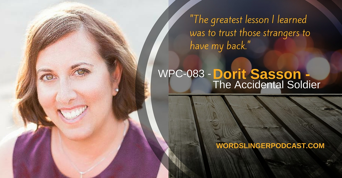 Dorit Sasson - The Accidental Soldier