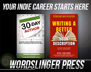 Shop here for books and more, to start your indie author career right.