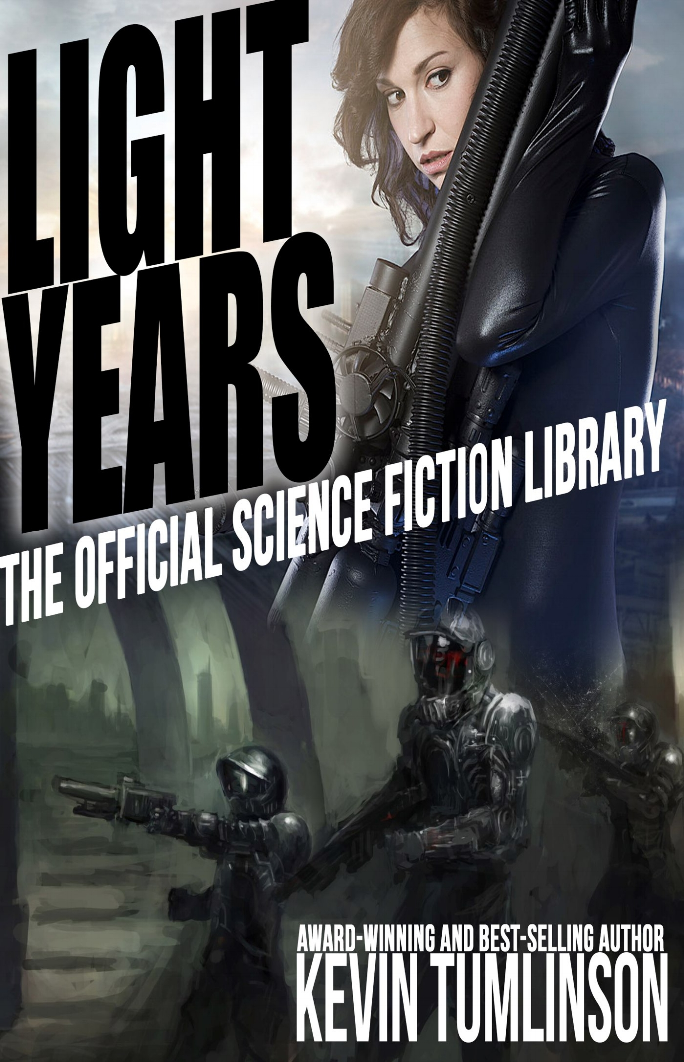 Light Years - The Official Science Fiction Library
