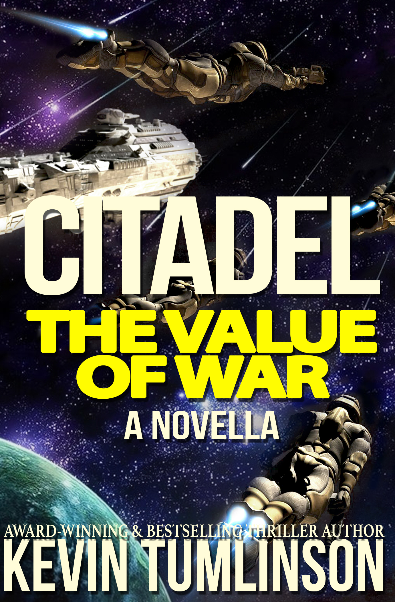The Value of War - A CITADEL NOVELLA
