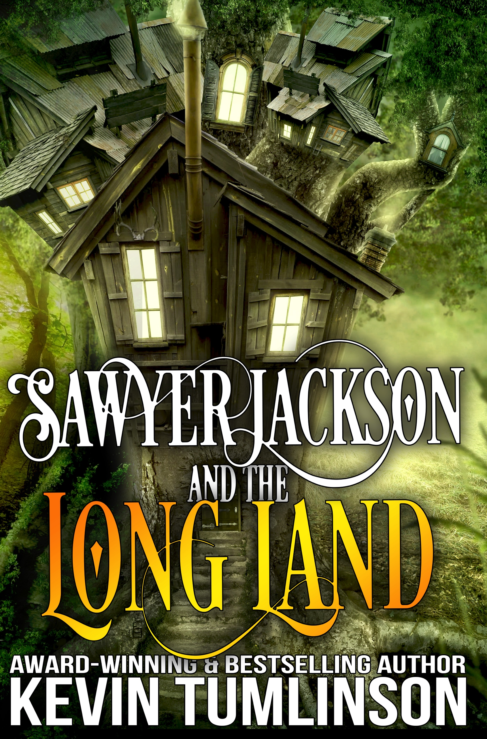 Sawyer Jackson and the Long Land - SAWYER JACKSON: BOOK ONE