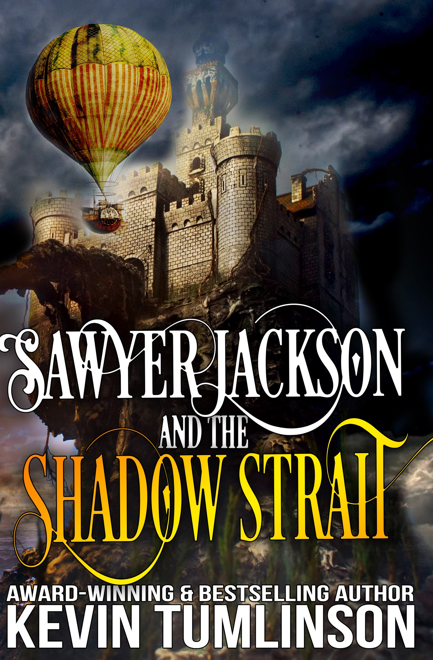 Sawyer Jackson and the Shadow Strait - SAWYER JACKSON: BOOK TWO