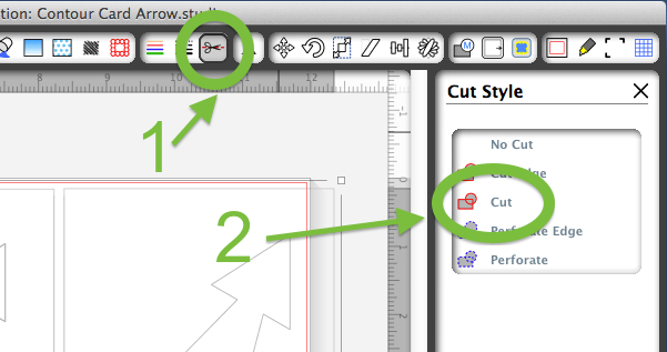 Open .svg files in Silhouette Design Edition, Tutorial by 3DCuts.com, Marji Roy, paper crafting files,