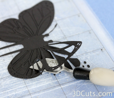 3DCuts.com, Marji Roy, 3D cutting files in .svg, .dxf, and pdf. formats for use with Silhouette and Cricut cutting machines, paper crafting files, butterfly shadow boxes