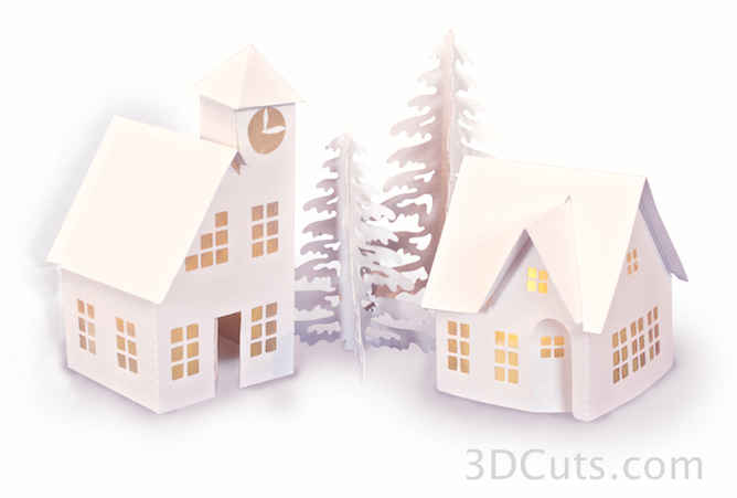 Tea Light Village by 3dcuts 3.jpg