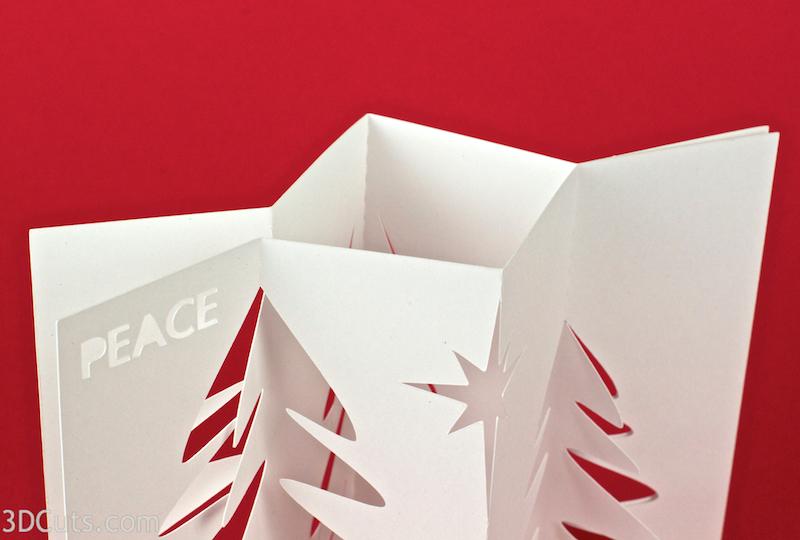 Accordion Christmas Card by 3dcuts.com 7.jpg