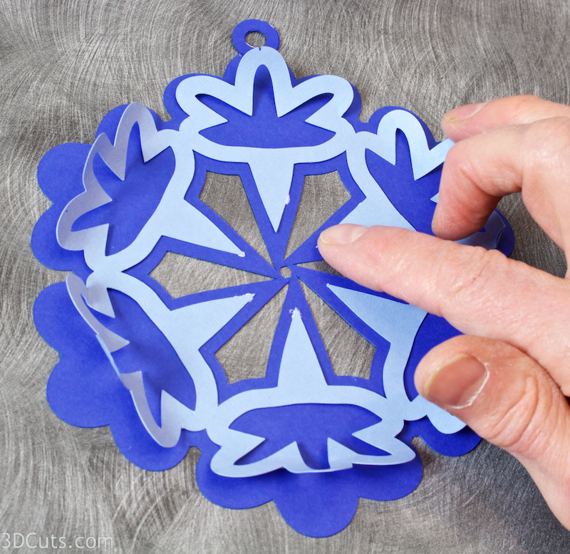Folk Art Snow Flake Ornament by 3dcuts 7.jpg