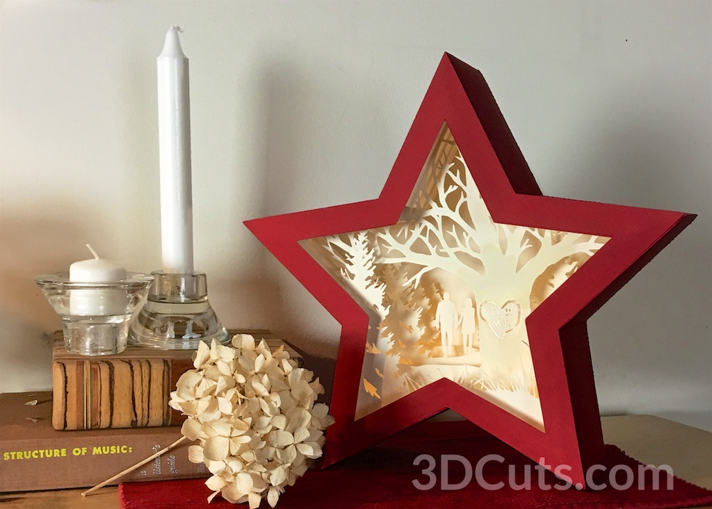 Heart Tree Star Shadow Box by 3dcuts v5.jpg