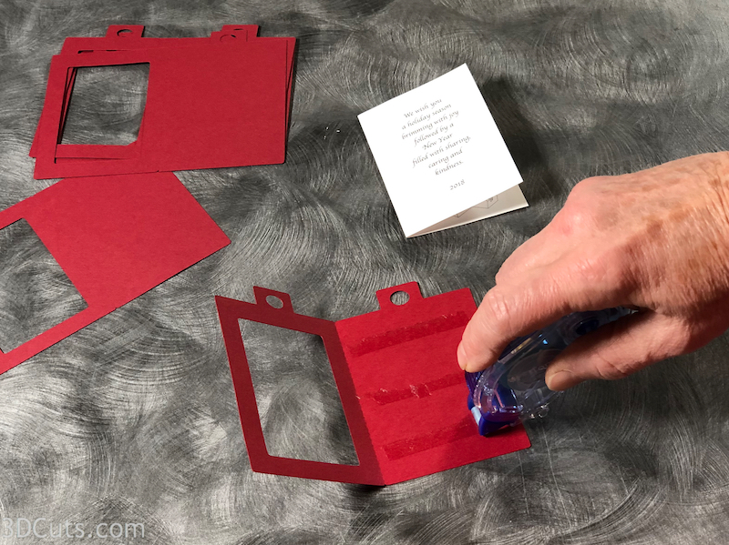 Message Card Tutorial, 3DCuts.com, Marji Roy, 3D cutting files in .svg, .dxf, and .pdf formats for use with Silhouette, Cricut and other cutting machines, paper crafting files